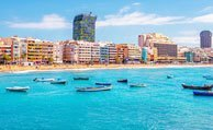 Cheap flight tickets to Las Palmas, Gran Canaria
