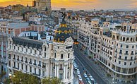 Cheap flight tickets to Madrid