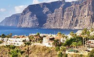 Cheap flight tickets to Tenerife
